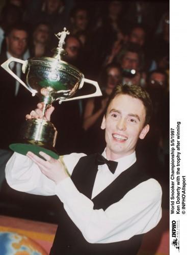 Ken Doherty 5/5/1997