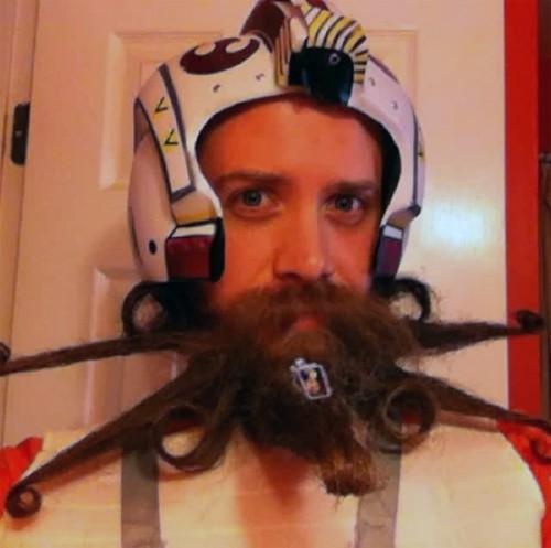 x-wing beard - Imgur
