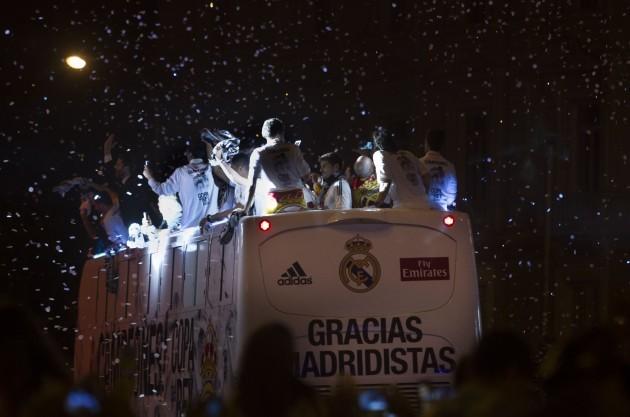Soccer - Copa Del Rey - Final - Barcelona v Real Madrid - Mestalla Stadium