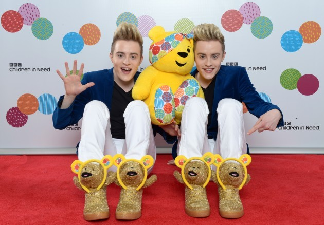 BBC Children in Need 2013 - London