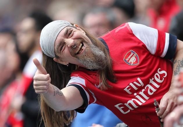 Soccer - Barclays Premier League - Hull City v Arsenal - KC Stadium
