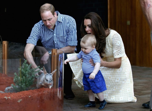 Royal visit to Australia and NZ - Day 14