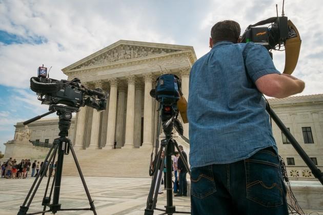 Supreme Court TV On the Internet