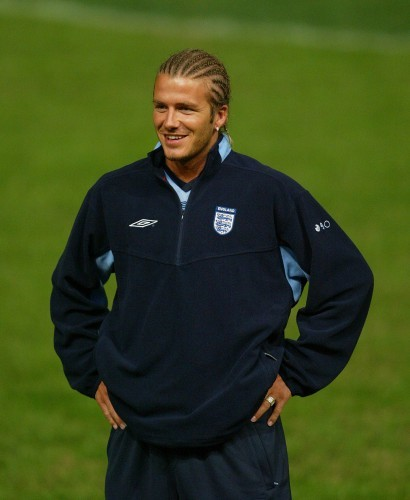 Soccer - International Friendly - South Africa v England - Training
