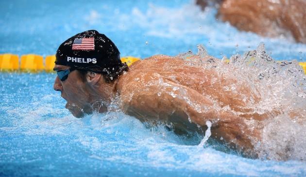 Swimming - Michael Phelps File Photo