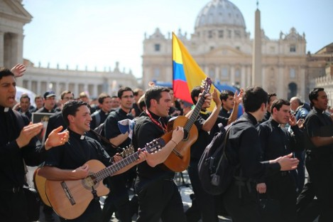 Canonisation of Popes at the Vatican