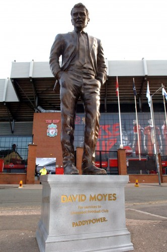Moyes from below