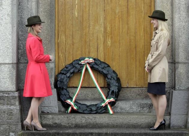 Fianna Fail Easter Rising 1916 Commemora