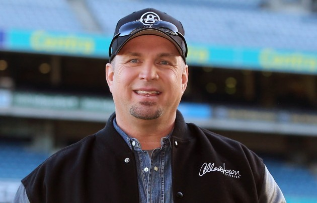 The Garth Brooks Comeback Special Event announcement