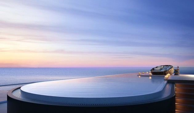 view 09 - penthouse pool