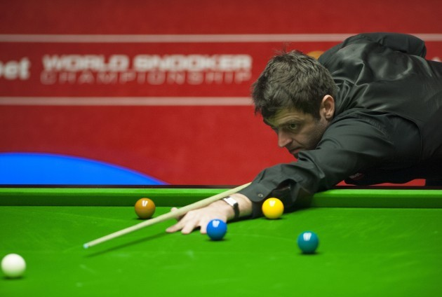 Snooker - Dafabet World Snooker Championships - Day Twelve - The Crucible