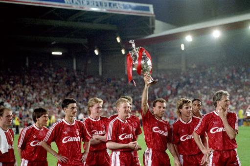 Where are they now? Liverpool's 1990 title-winning team · The42