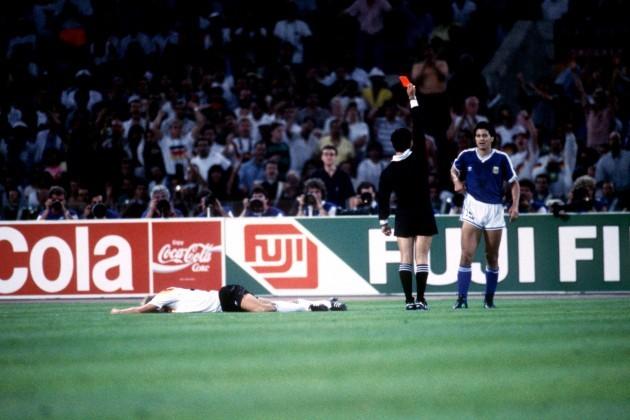 Soccer - World Cup Italia 90 - Final - West Germany v Argentina