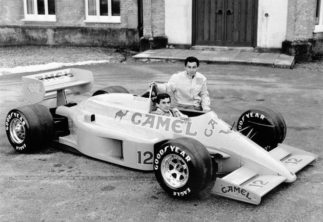 Motor Racing - Lotus Grand Prix Car Launch - Ketteringham Hall
