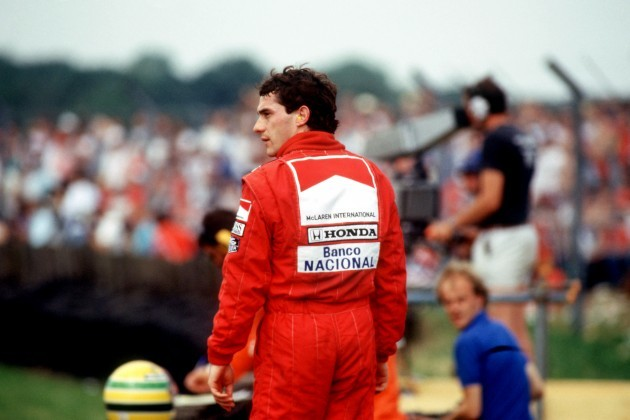 Formula One Motor Racing - British Grand Prix