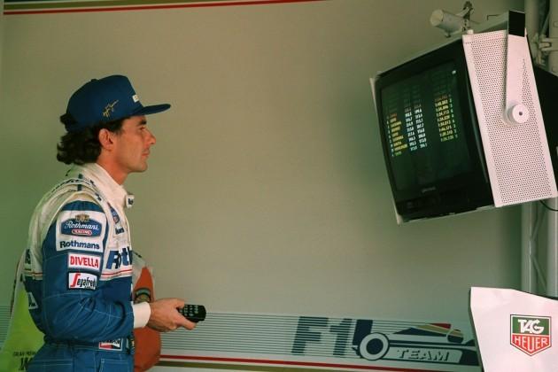 Formula One Motor racing - San Marino Grand Prix