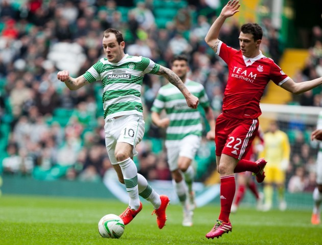 Soccer - Scottish Premiership - Celtic v Aberdeen - Celtic Park