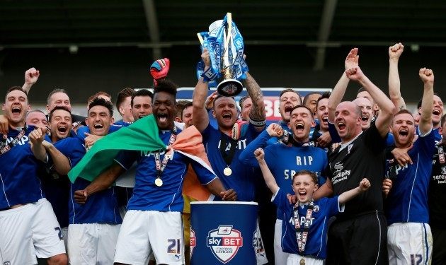 Soccer - Sky Bet League Two - Chesterfield v Fleetwood Town - Proact Stadium