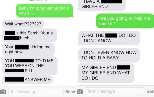 How to trick your boyfriend over text