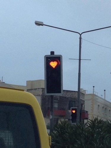 This is what someone did to the local traffic lights! - Imgur