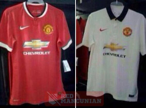 low priced c6cbf eee81 Leaked! Is this the new Manchester United kit? · The42