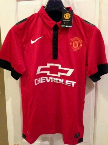 60b8087bfb6 Leaked! Is this the new Manchester United kit  · The42
