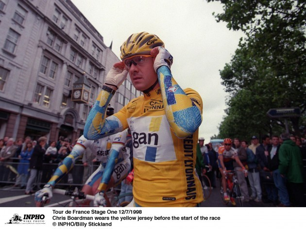 16 years since Tour de France came to Ireland and Tallaght
