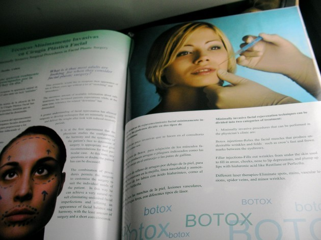 Botox is so sexy