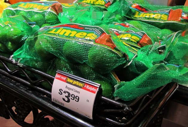 The Great Lime Shortage
