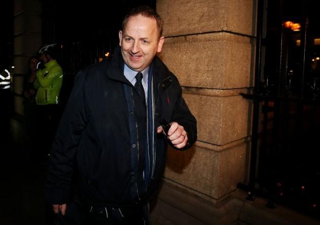Garda whistleblower at committee hearing