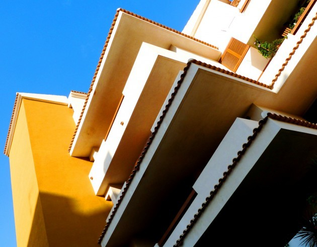 Spanish Apartment Torrevieja Spain #dailyshoot