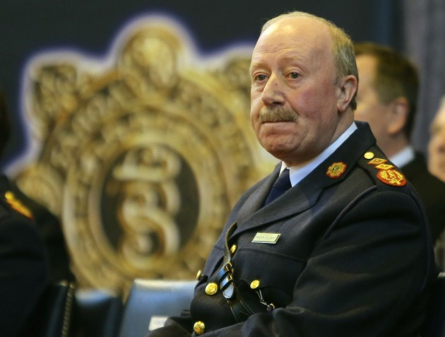 Garda Commissioner resigns