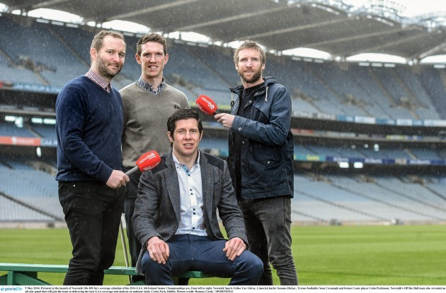 Launch of Newstalk 106-108 FM's 2014 GAA Coverage and All-Star Panel