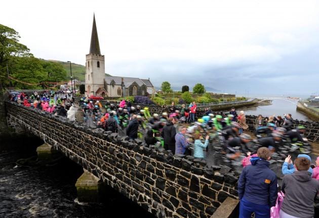 Cycling - 2014 Giro D'Italia - Stage Two - Belfast