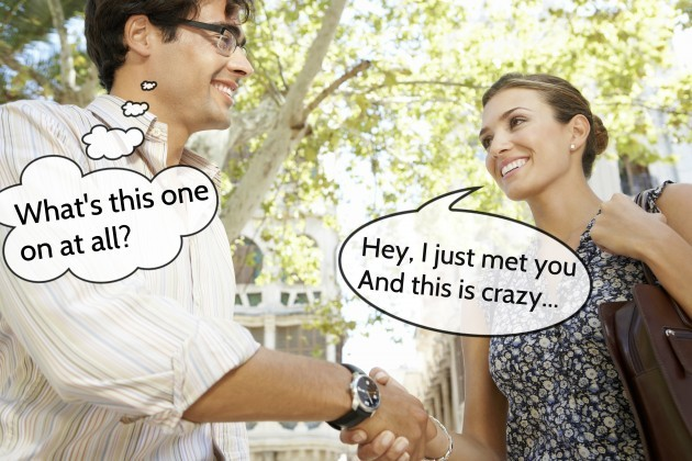 Qual è letà più appropriata per iniziare incontri