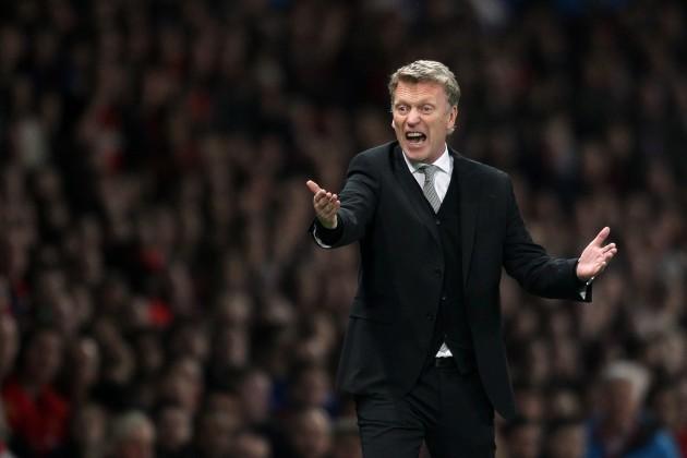 Soccer - UEFA Champions League - Quarter Final - First Leg - Manchester United v Bayern Munich - Old Trafford
