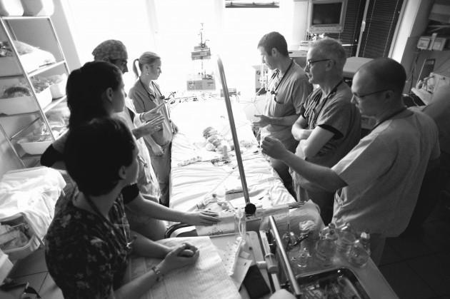 Cardiac Surgery Volunteer Team