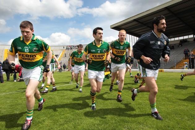Kieran O'Leary, Tom O'Sullivan, Seamus Scanlon and Paul Galvin