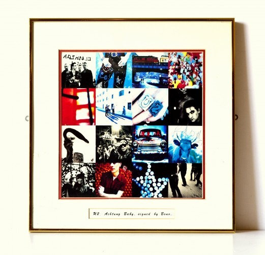4 iconic U2 album covers and the secrets behind them · The