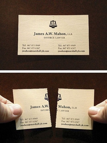 Divorce attorney business card - Imgur