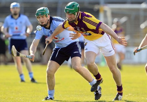Conor McCormack with Tomas Waters