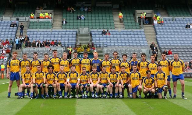 Roscommon team photo