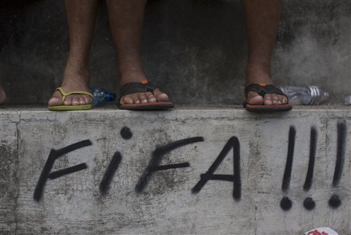 Brazil Soccer Fans Photo Gallery