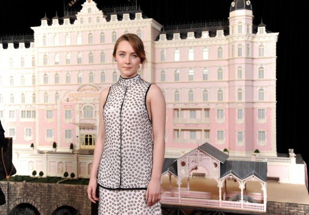 'The Grand Budapest Hotel' Premiere - New York