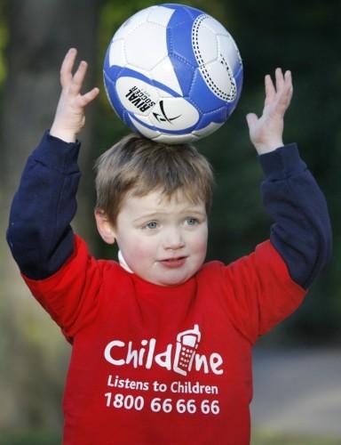 Childline Soccer Challenges