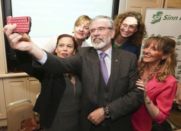 Sinn Fein European Elections Campaigns