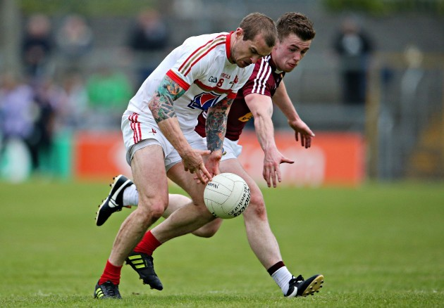 Ger Egan and Paddy Keenan
