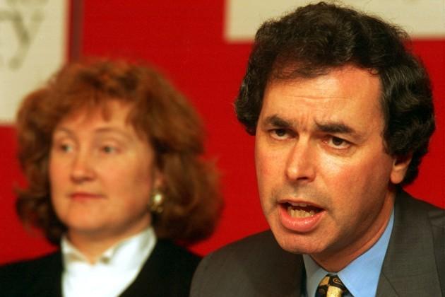 ALAN SHATTER DIVORCE REFERENDUM IN IRELAND 1995 RELIGIOUS ISSUES