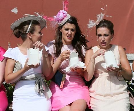 Ladies Day Dublin Horse Shows