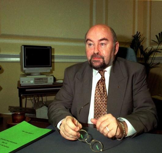 Labour leader Ruairi Quinn